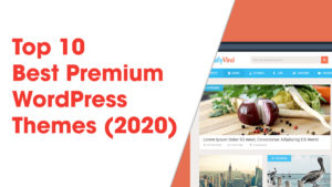 Top 10 Best Premium WordPress Themes (2020)